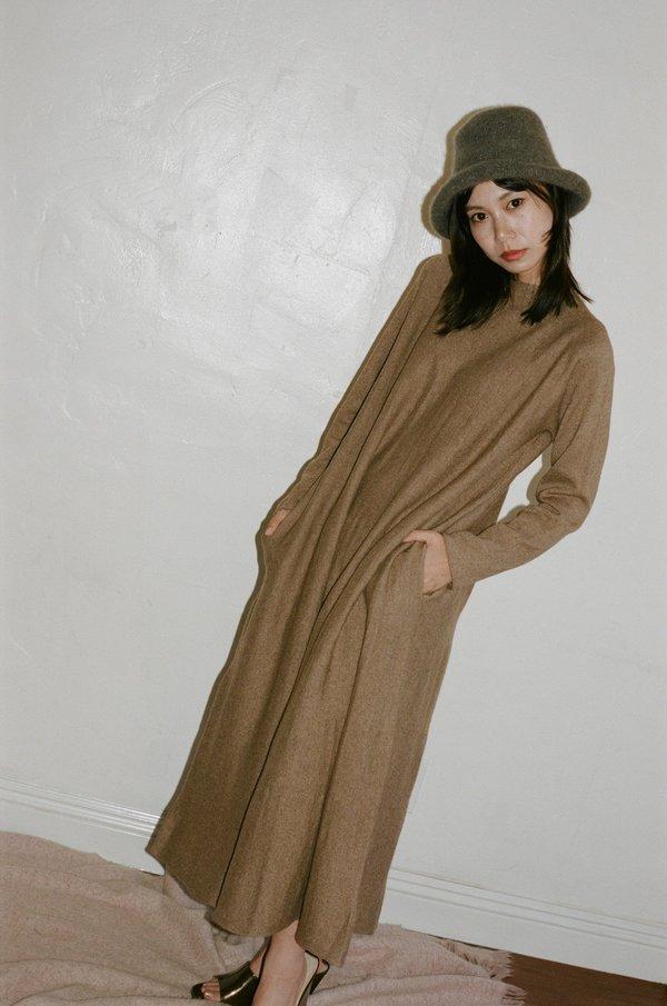Lauren Manoogian Flare Dress