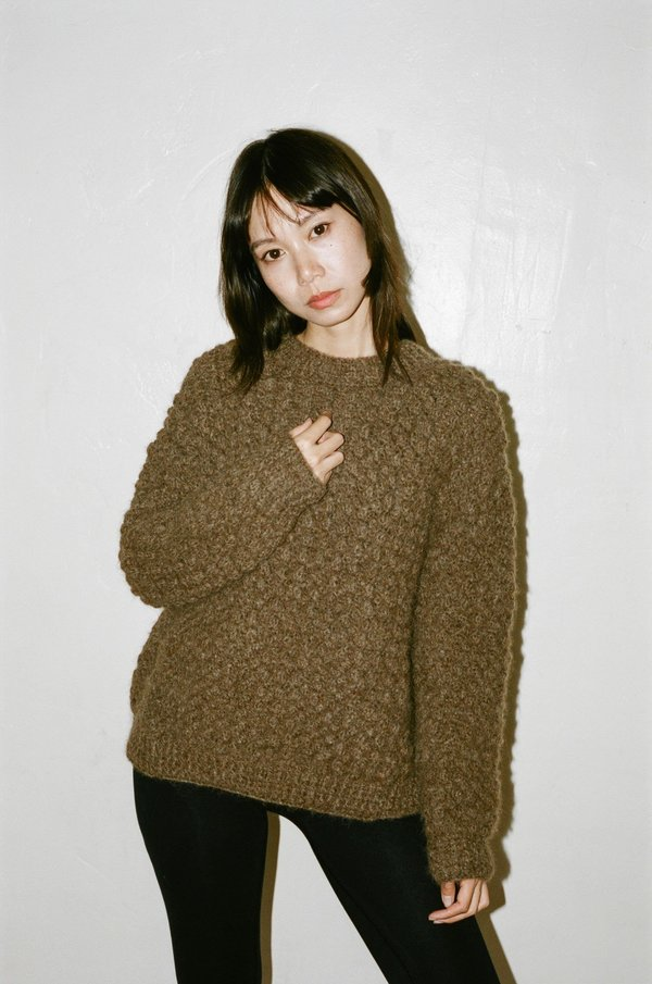 No.6 Bryce Sweater