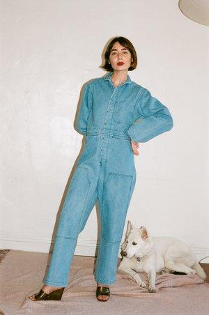 Caron Callahan Fincher Jumpsuit