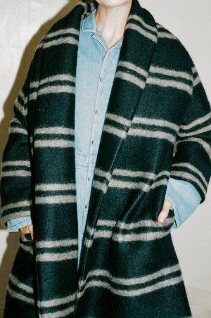 Caron Callahan Iris Coat