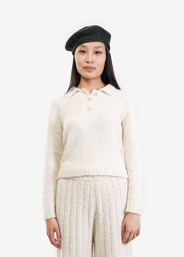 Kordal Remy Collared Sweater