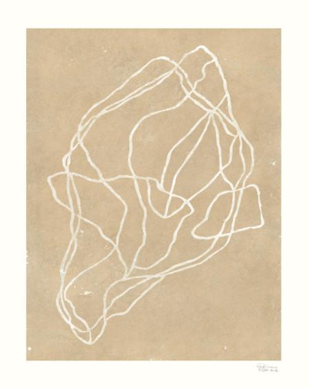 Hein Studio Limited Blurred Line No. 2 Print