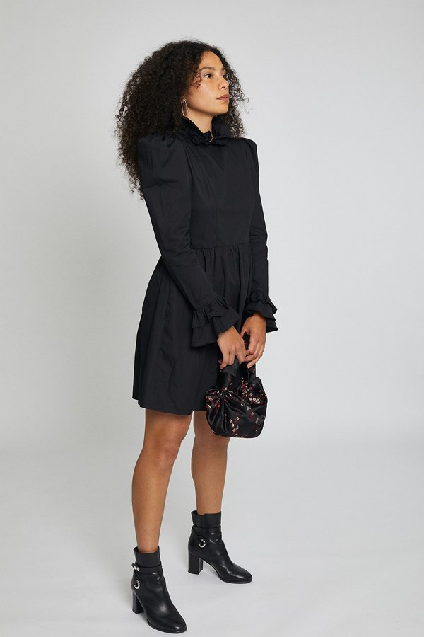 BATSHEVA Mini Prairie Dress