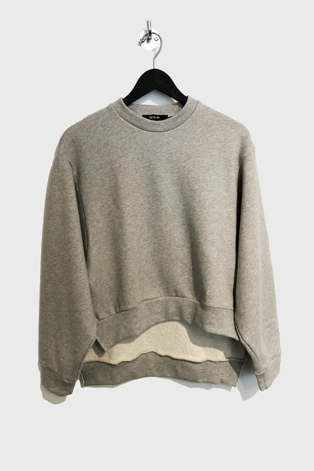 Toit Volant Calais Sweatshirt - Grey