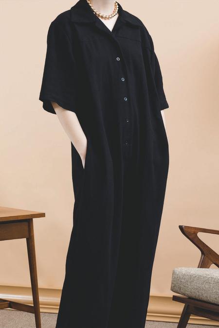 Toit Volant Niherne Jumpsuit - Black