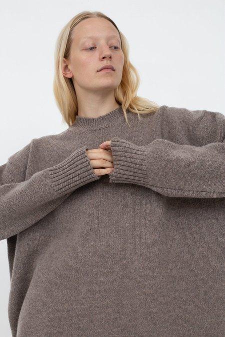 Unisex Studio Nicholson Oversized Knit - Mouse
