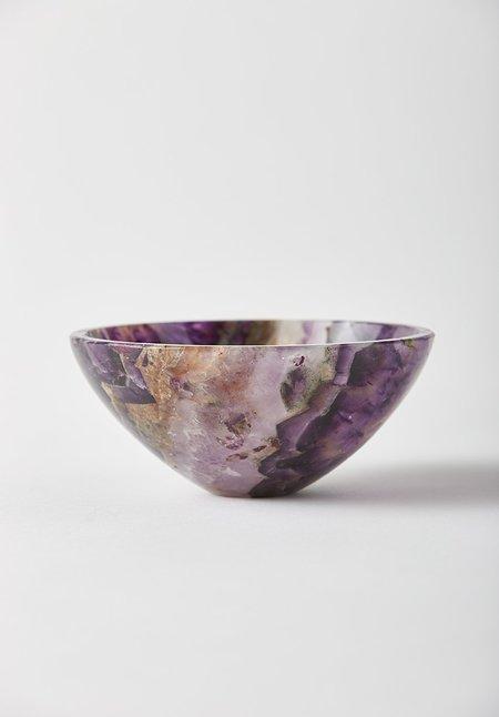 Fourth St Larger Amethyst Bowl