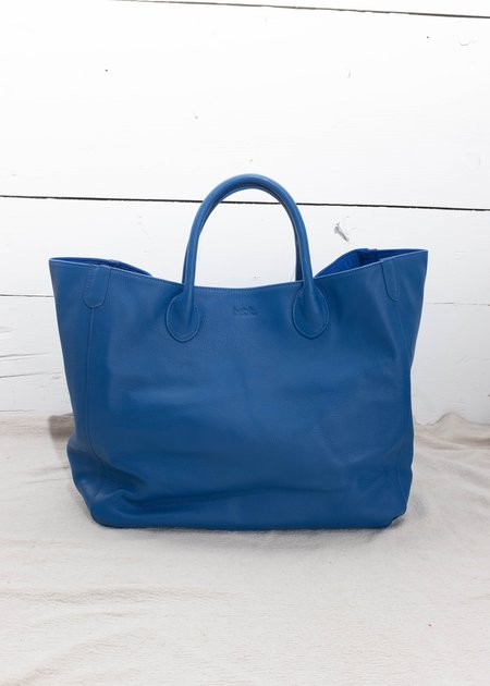Beck Large Classic Tote - Royal Blue