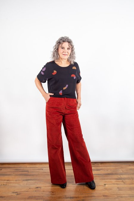 Annie 50 Rock Steady Pants - Brick