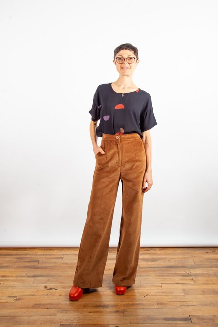 Annie 50 Rock Steady Pants - Copper