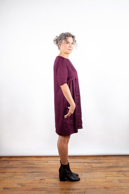 Jennifer Glasgow Boudica Pleated Dress