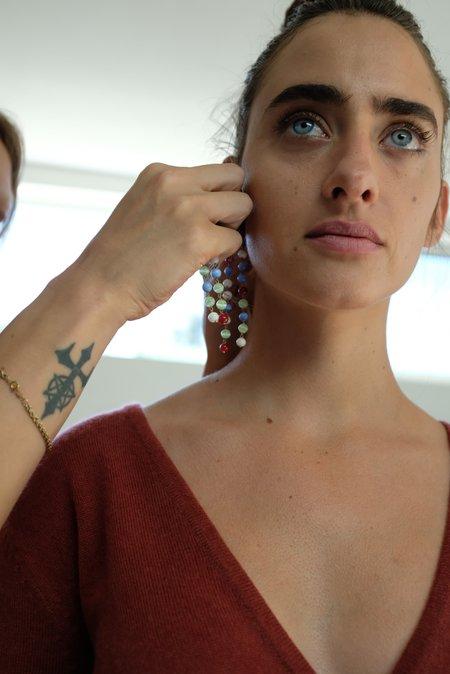 Paloma Wool Stone Earrings