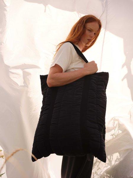 Odeyalo BEBA giant tote bag - Black
