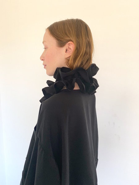 DÉSIRÉEKLEIN Ana Scarf - Black