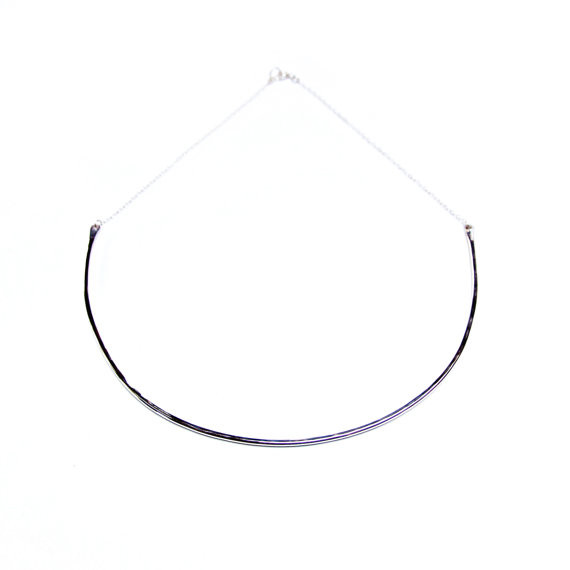 Hart + Stone Shoreline Necklace - Silver