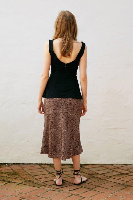 MARLE Edo England Skirt - Nutmeg