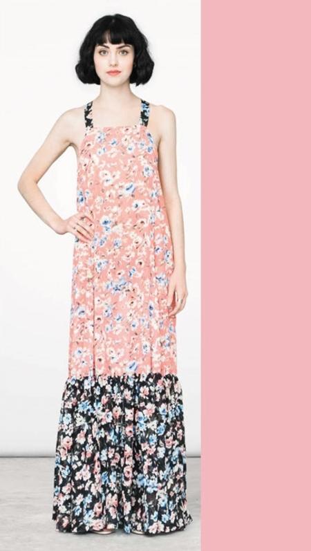 Marigold Daisy dress