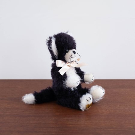 Kids Merrythought Makers Classic Coco the Cat Doll - Black