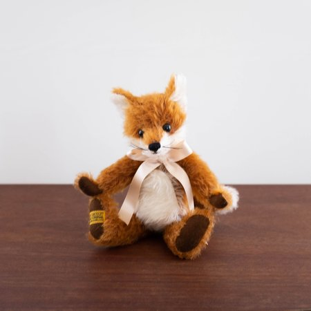 Kids Merry Thought Makers Classic Freddy the Fox Doll - Copper Brown