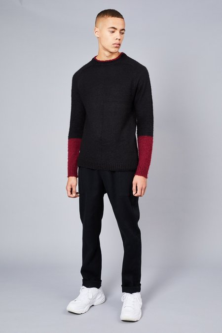 Native Youth Habre Sweater - Black