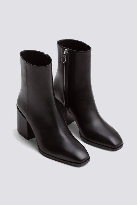 aeydē Leandra Calf Boot - Black