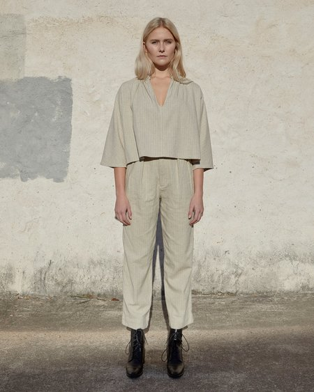 Esby Lily Top - Wheat