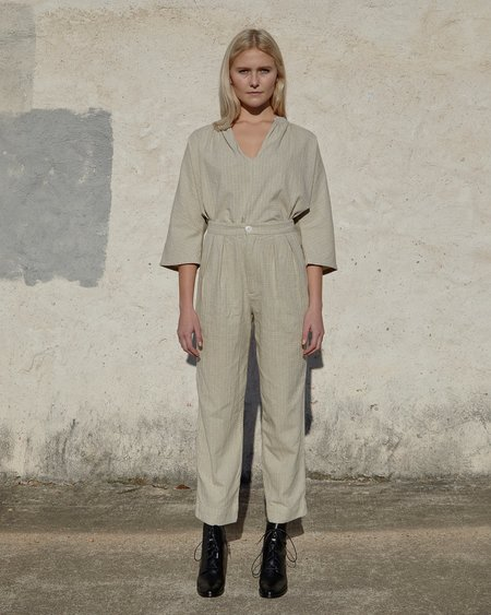 Esby Piper Pant - Wheat