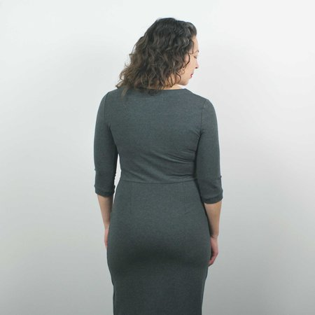 Atelier b. Jersey Dress - Heather Grey