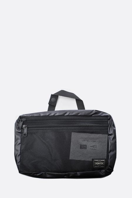 Porter Large Snack Pack Pouch - Black