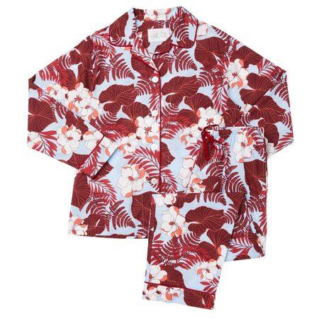 Cat's Pajamas Floral Print PJs