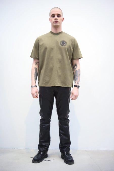 Komakino Clockwork Jersey T-Shirt - Olive