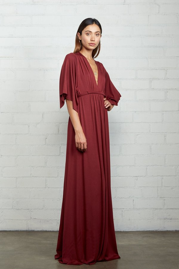 Rachel Pally Long Caftan Dress - Gamay