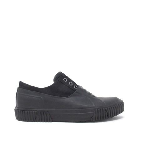 Both Low Top Trainers - Black