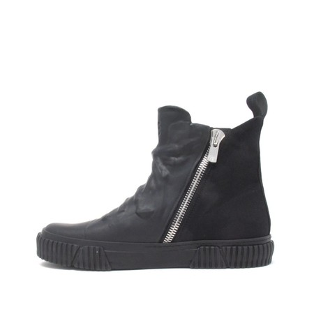 Both High-top Trainers - Black