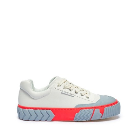 Both Broken-C sneakers - White