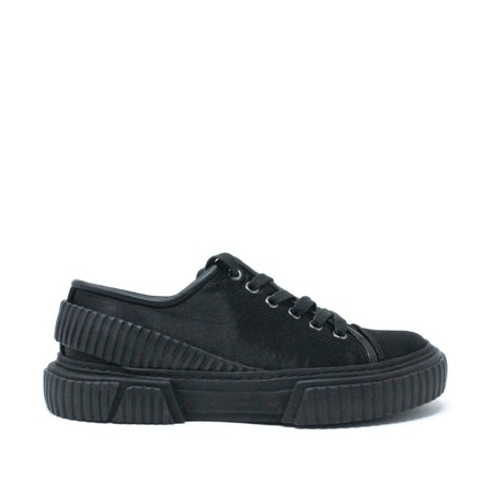 Both PRO-TEC LOW-TOP TRAINERS - Black