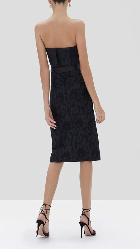 Alexis Isotta Dress - Black