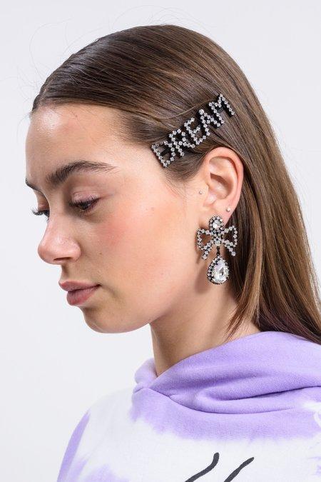 Ashley Williams Bow Earring