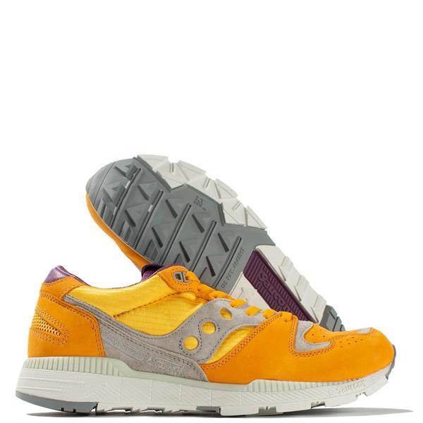 Saucony Azura  Sneakers - Weathered Yellow/Purple