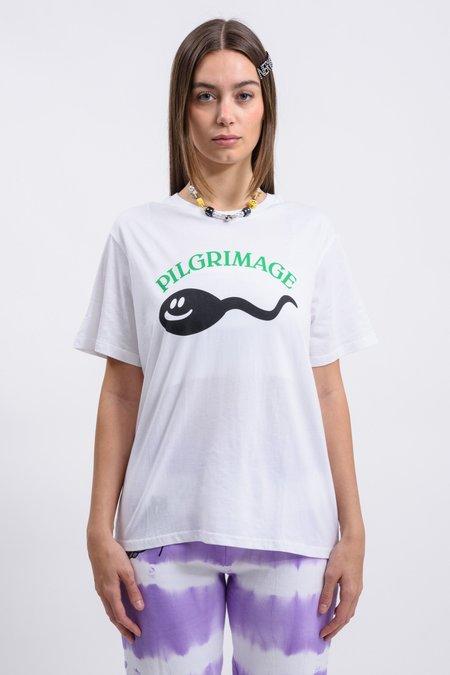 Ashley Williams Pilgrimage T-Shirt - White