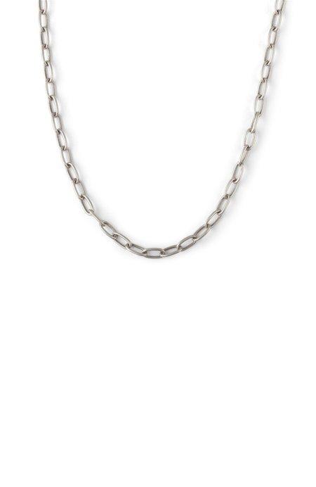 M. COHEN Zephyr Necklace - Silver