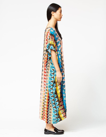 Bishop Collective Caftan - Moroccan Multi