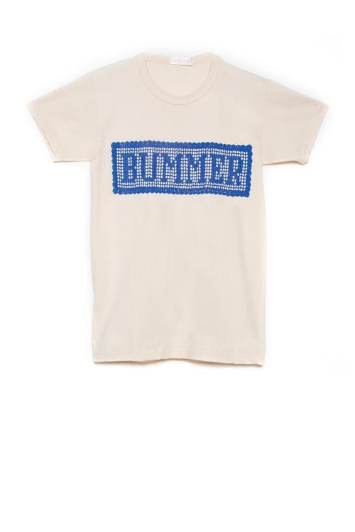 Bummer T-shirt - Blue