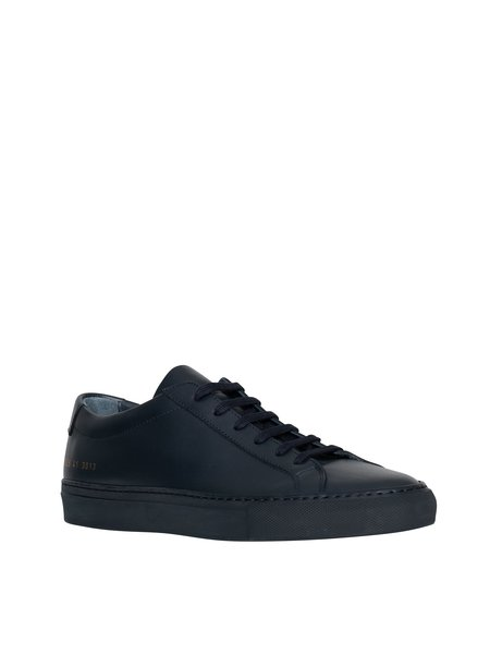 Common Projects Original Achilles Low Sneaker - Navy