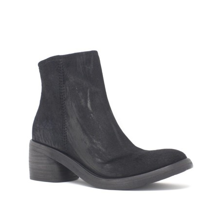 Puro Secret Handwork Boot - Black