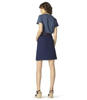 A.P.C. Therese Skirt - Indigo