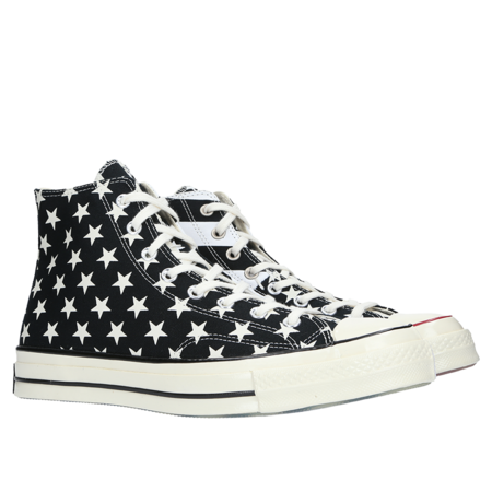 Converse Chuck 70 Archive Restructured High Top - Black/White/Egret