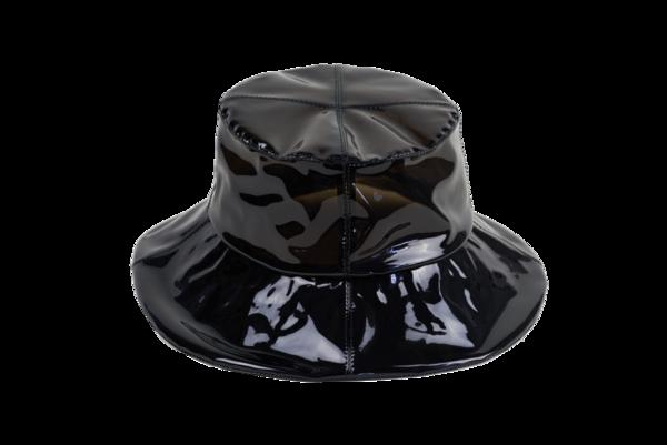 Clyde Bucket Hat - Smoke Vinyl