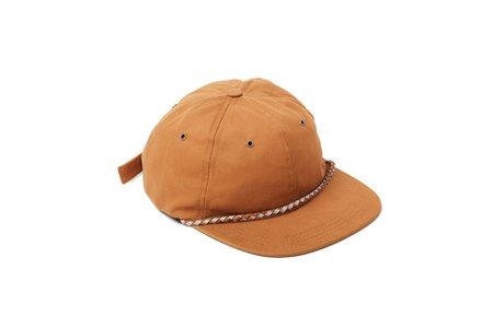 Nordet 6 Panels Reflective Braided Chino Twill Hats