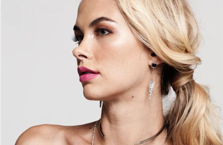 Anita K. Mermaid Earrings - Gold or Nickel Plated